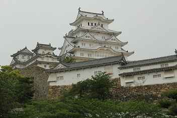 Photo gallery Japan: Shirasagijo 白鷺城 the White Heron Castle in Himeji 姫路