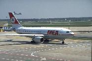 FRA*620, MEA Middle East Airlines (Libanon) Airbus 310