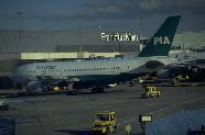 FRA*765, PIA (Pakistan), A310 is ready for departure to New York